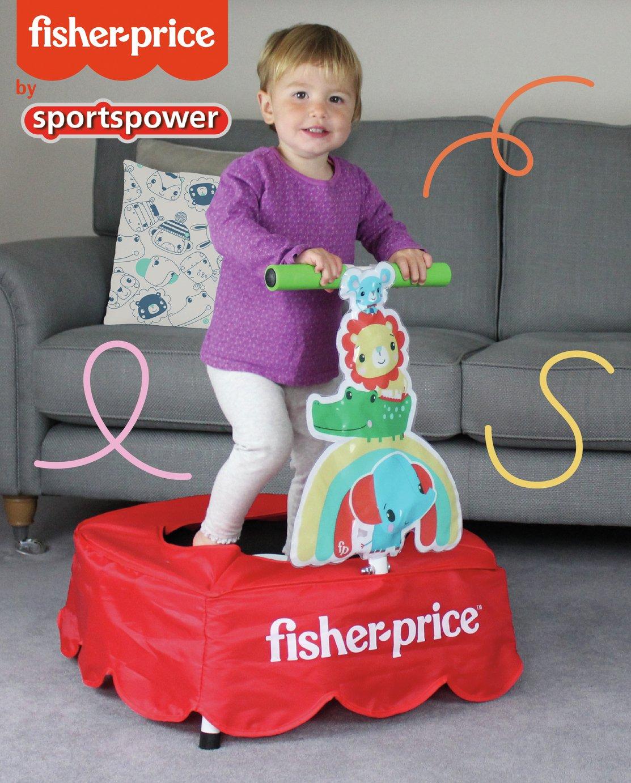 Sportspower Fisher-Price Toddler Trampoline