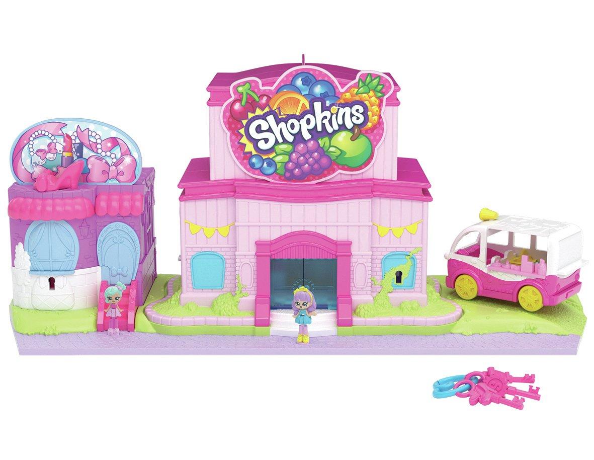 Shopkins Lil Secrets Multi Shop Playset