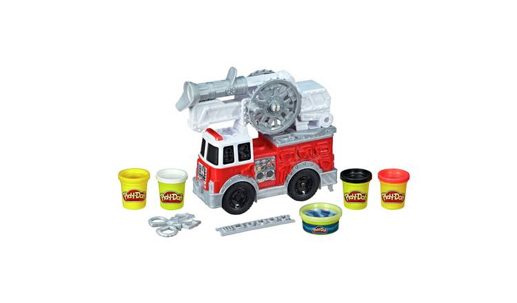 Buy Play Doh Firetruck Dough And Modelling Toys Argos