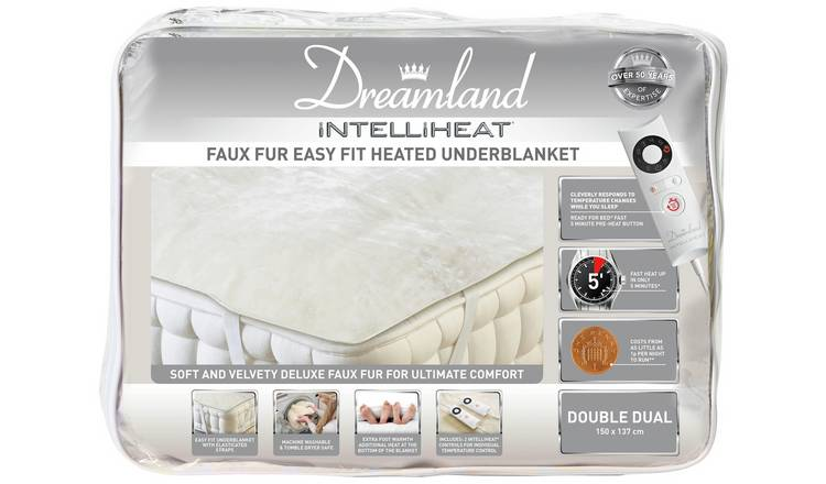 Dreamland Intelliheat Electric Dual Underblanket - Double