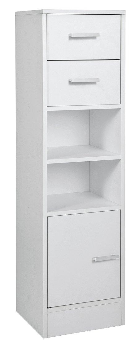 Argos Home Prime 2 Drawer Unit - White