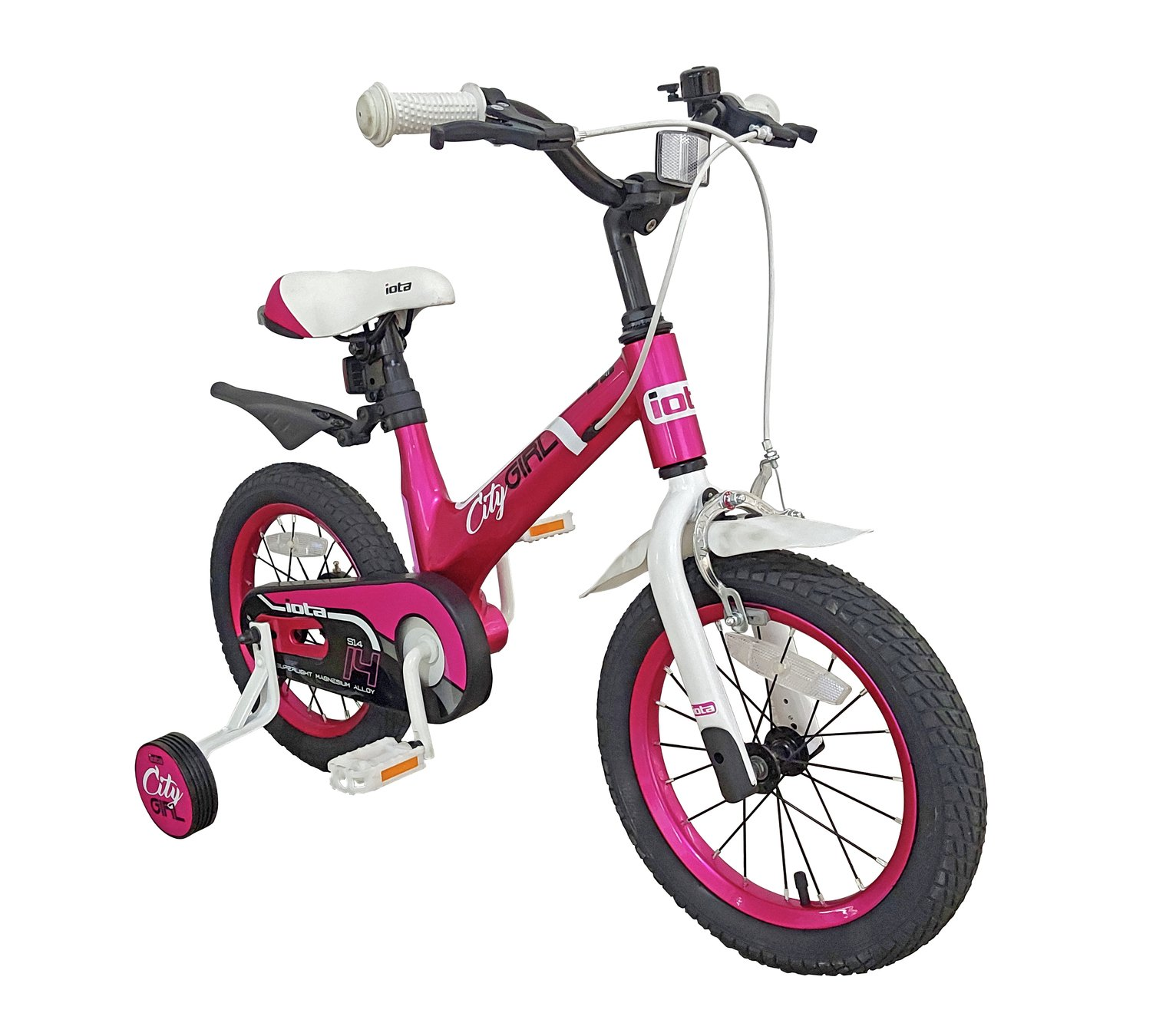 Iota City 14 inch Wheel Size Alloy Kid's Bike