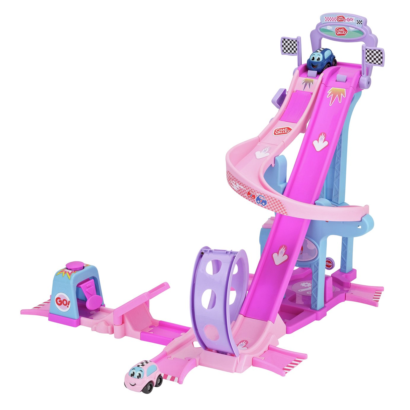 Chad Valley My 1st Vehicles Candy Mega Jump