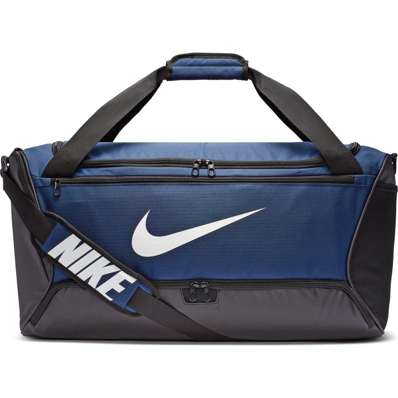 Nike Brasilia Medium Navy Blue Holdall