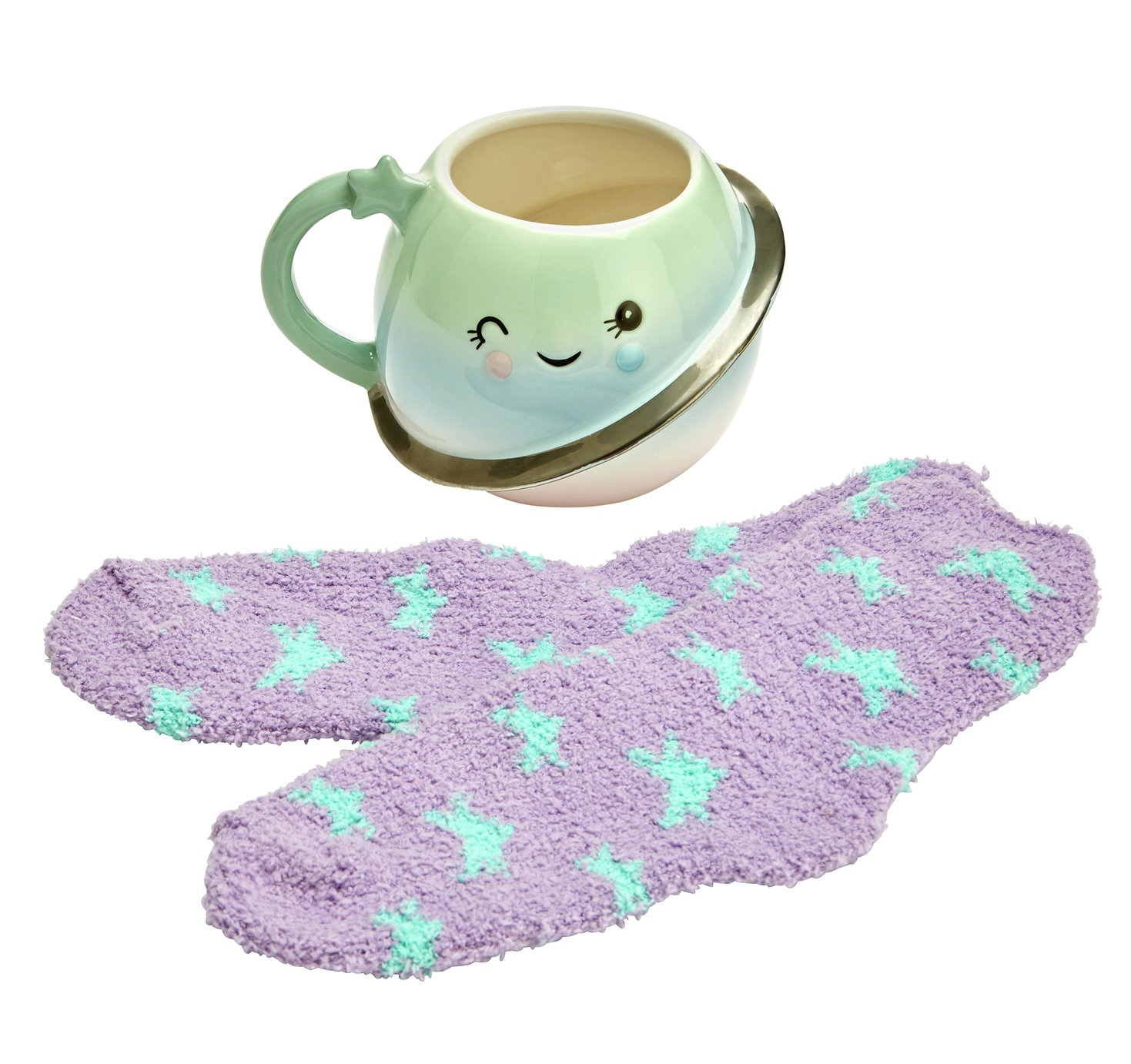 Imagination Station Planet Mug & Socks