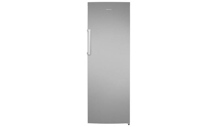Hisense RL423N4AC11 Frost Free Tall Fridge - Stainless Steel