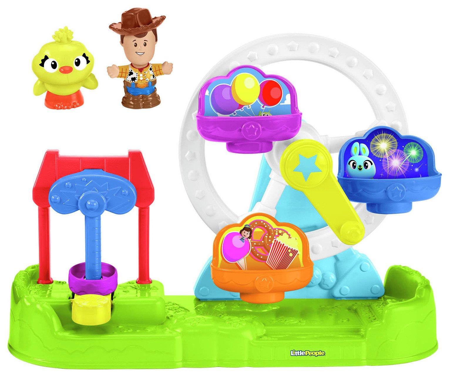 Toy Story 4 Little People Ferris Wheel Playset