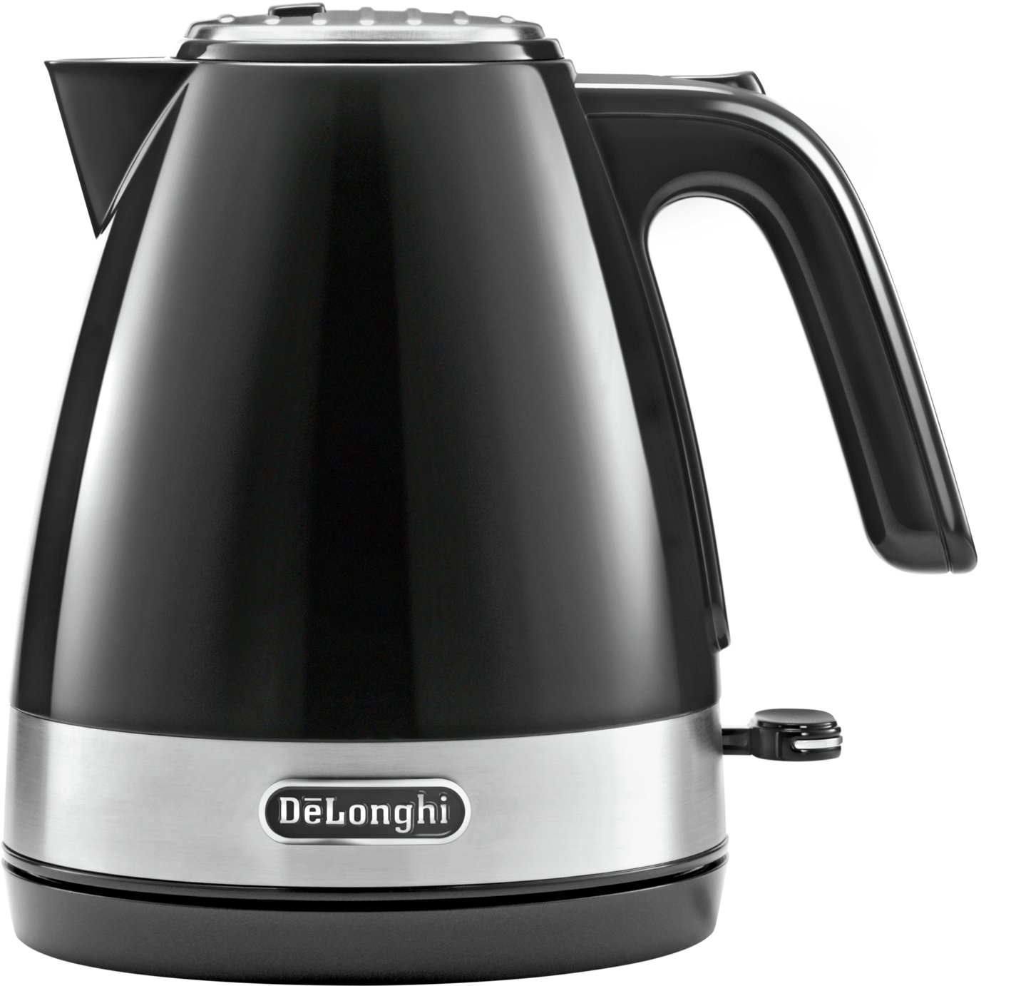 De'Longhi KBLA3001 Active Line Kettle - Black