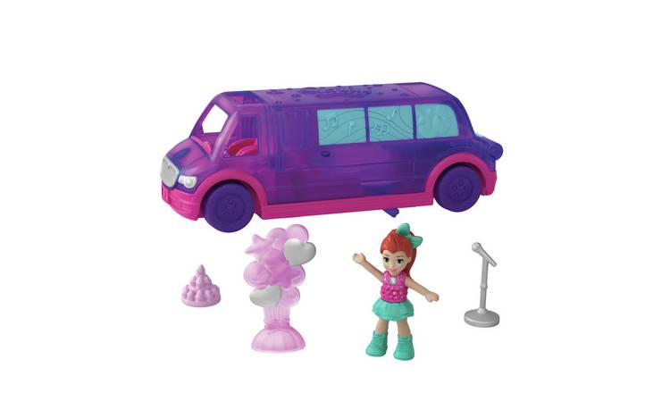Polly Pocket Party Limo Playset