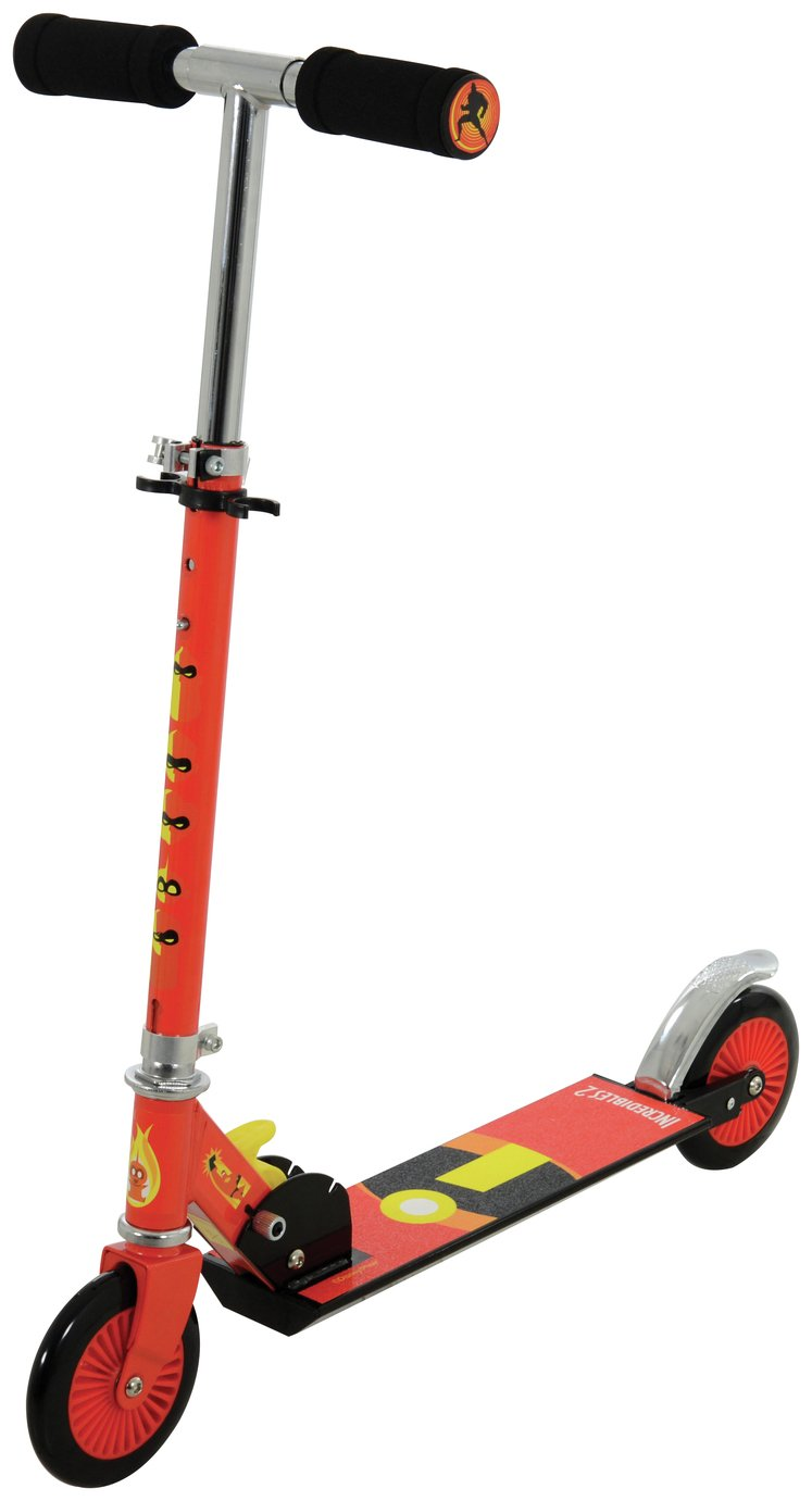 Incredibles 2 Folding Inline Scooter