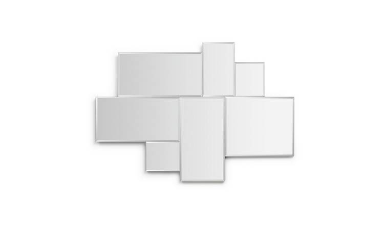 Buy Argos Home Shaped Decorative Mirror Mirrors Argos