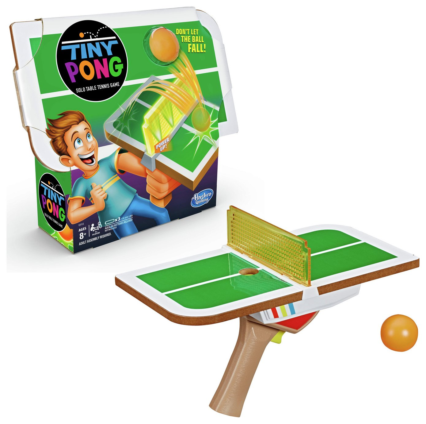 Tiny Pong Game from Hasbro Gaming