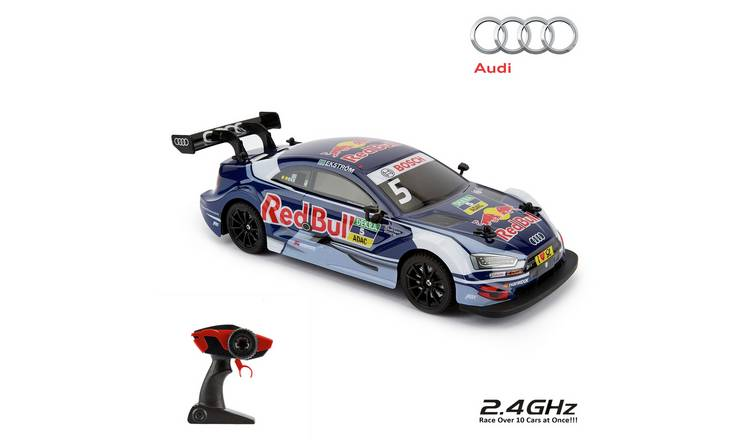 Audi RS 5 DTM 1:16 Radio Controlled Sports Car - Blue
