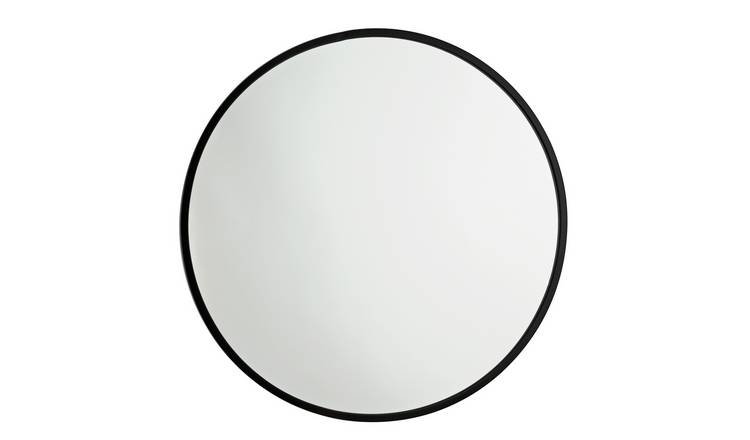 Buy Argos Home Kanso Round Metal Framed Mirror Mirrors Argos