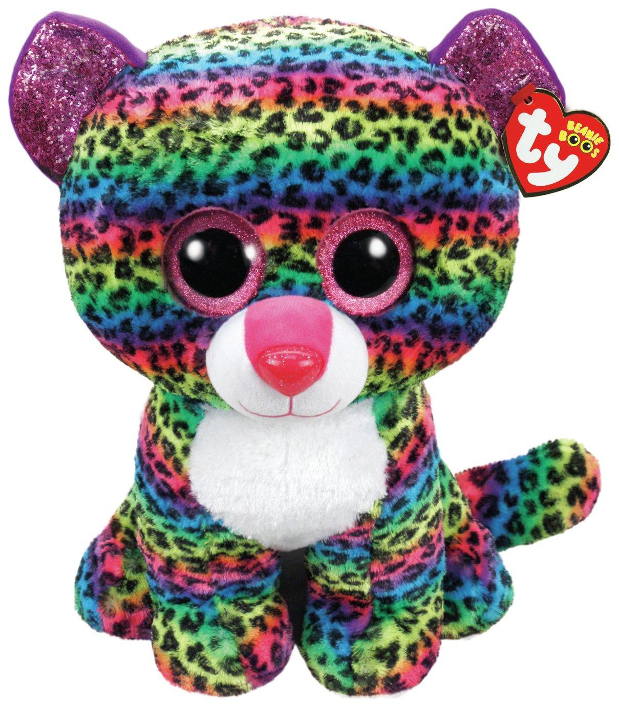 Large Beanie Dotty Soft Toy