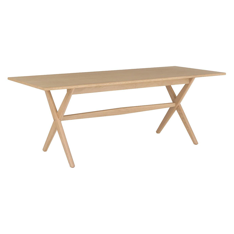 Habitat Austin Oak Veneer 8 Seater Dining Table