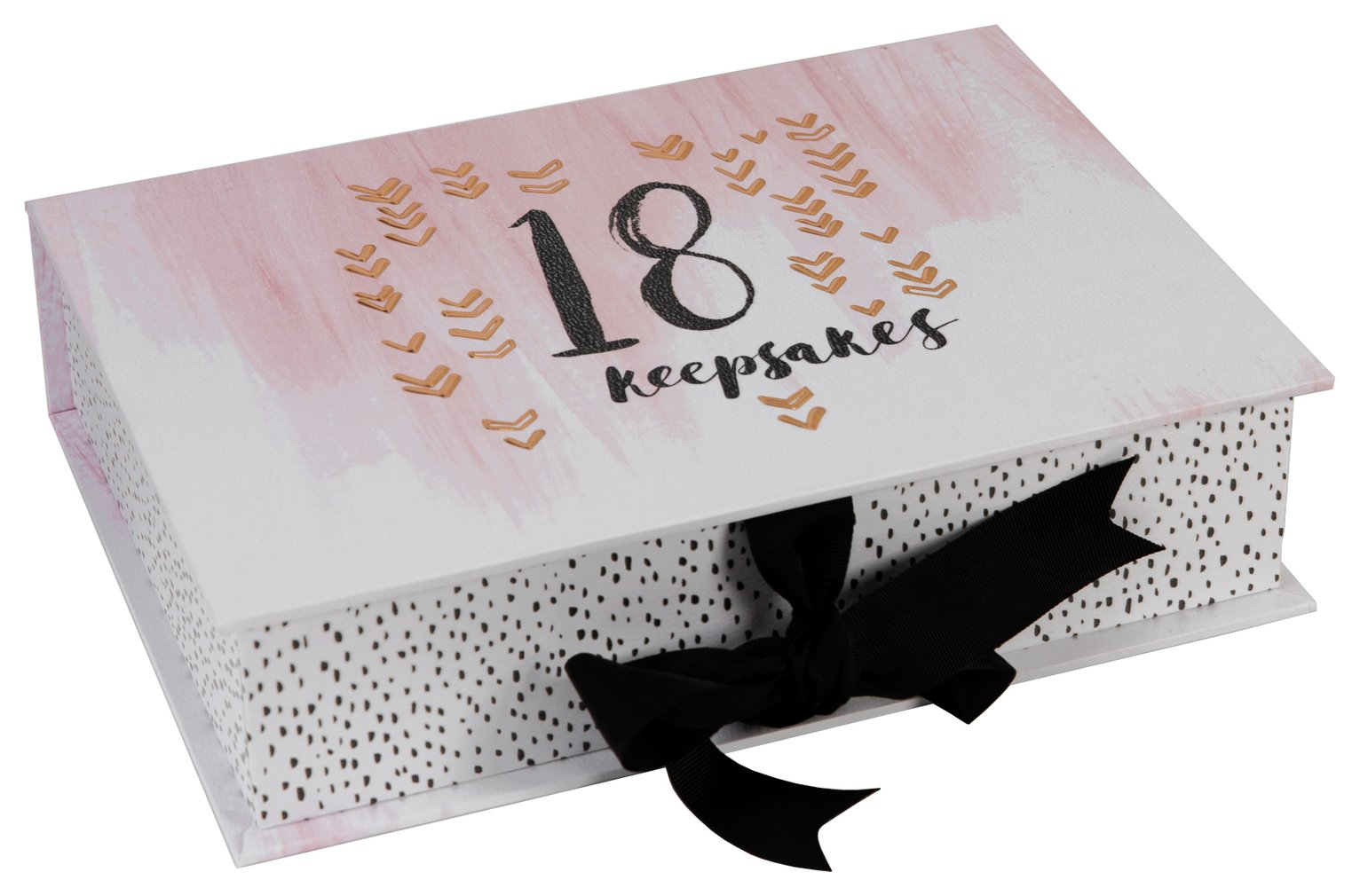 Hotchpotch Luxe 18th Birthday Keepsake Box