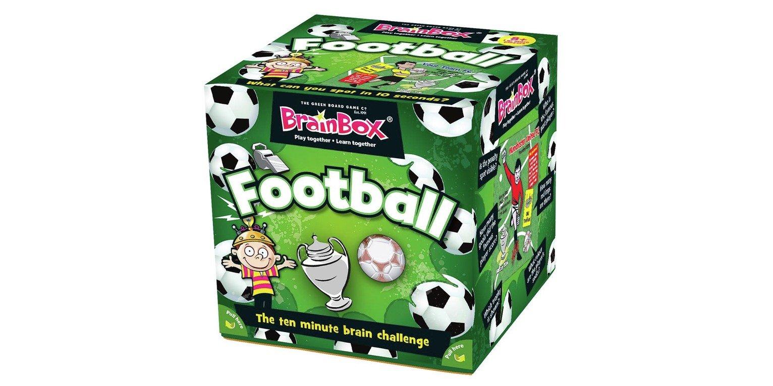 BrainBox Football Quiz Game