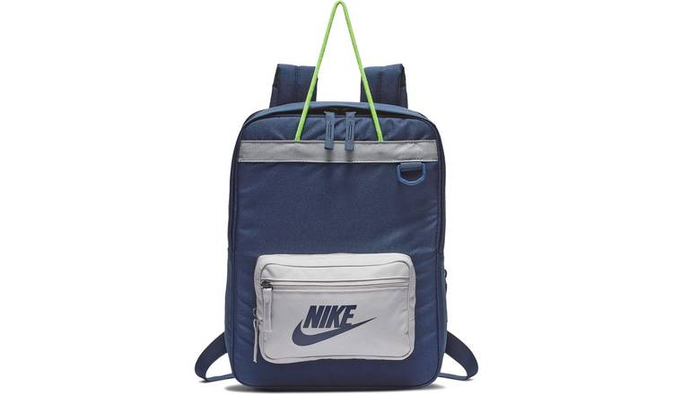more photos top quality to buy Buy Nike Tanjun 15L Backpack - Midnight Navy Blue | Backpacks | Argos