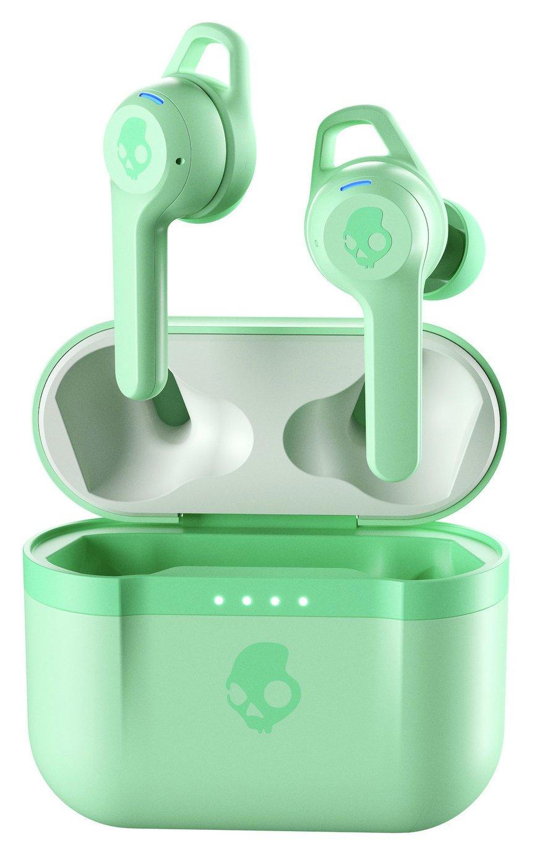 Skullcandy Indy Evo In-Ear True Wireless Earbuds - Mint