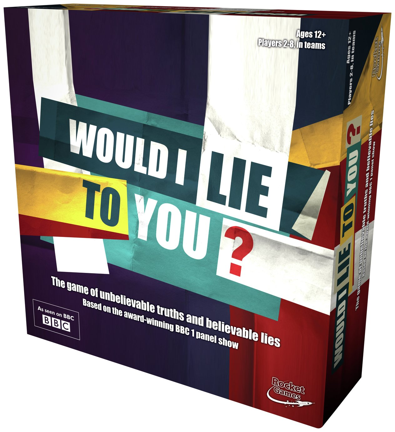Would I Lie To You? Game