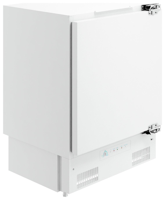 Hisense FUV126D4AW11 Integrated Undercounter Freezer