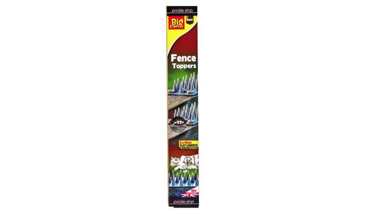 Defenders Prickle Strip Garden Fence Topper