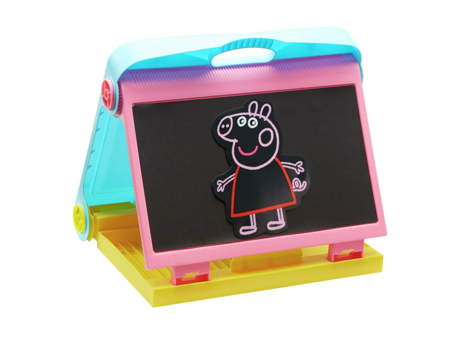 Peppa Pig Desktop Easel