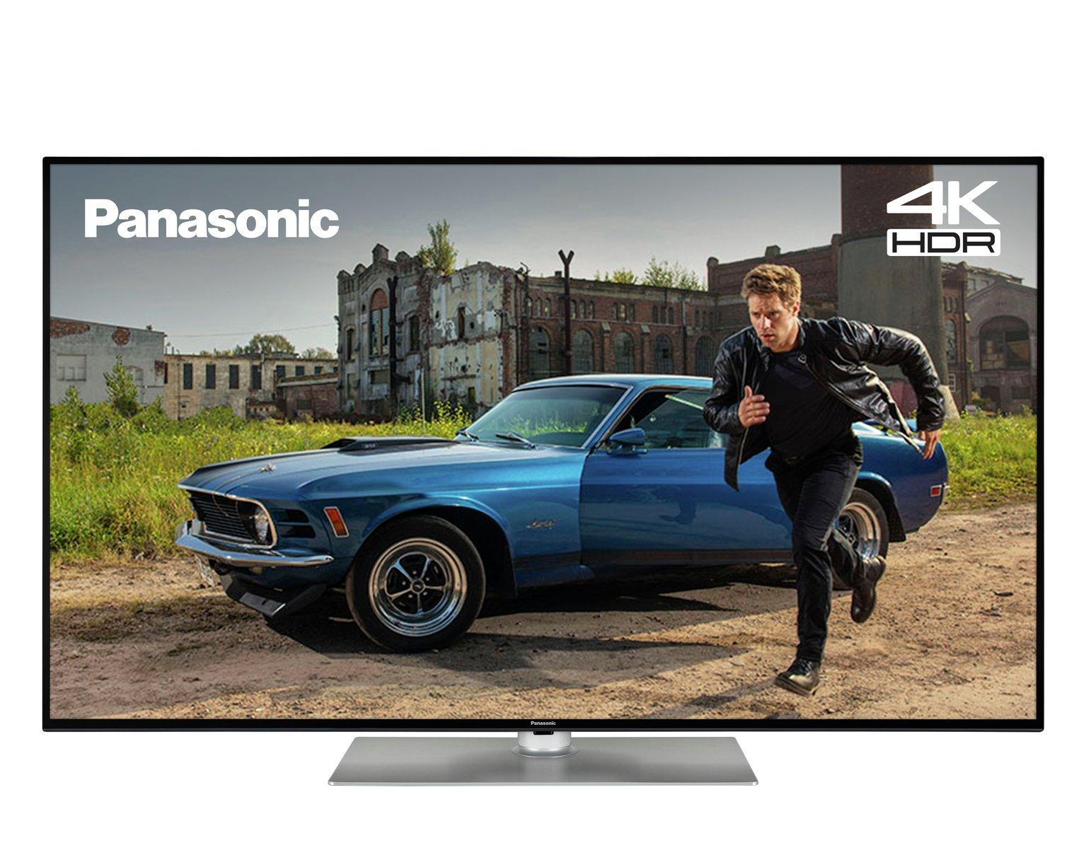 Panasonic 65 Inch TX-65GX560B Smart 4K TV with HDR