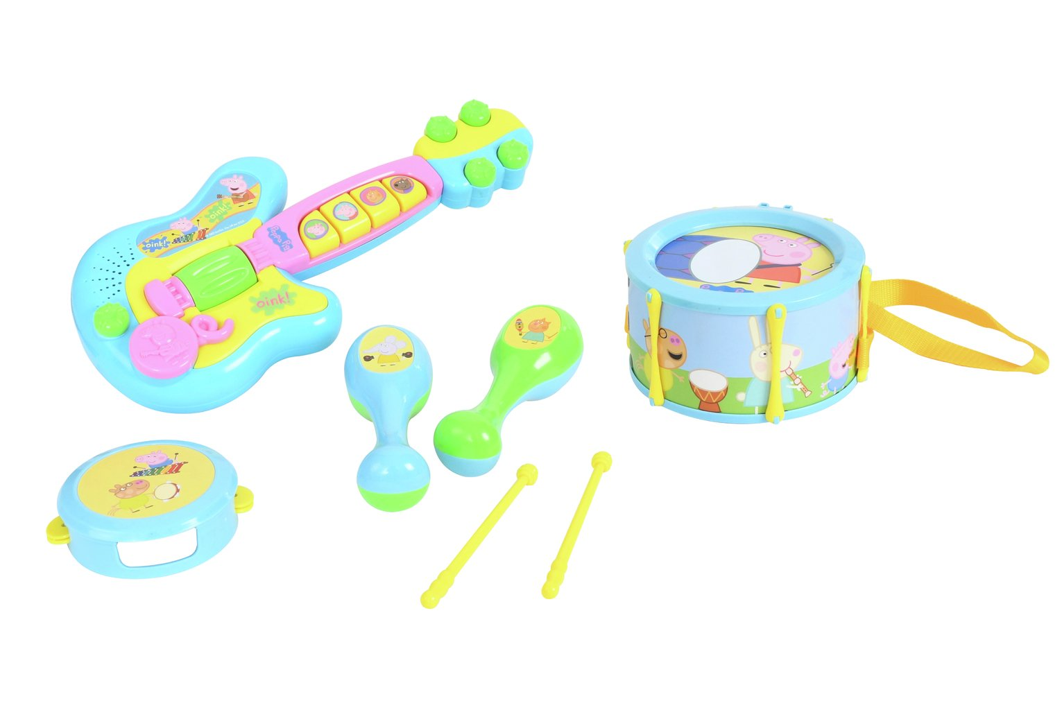 Peppa Pig Electric Band Set