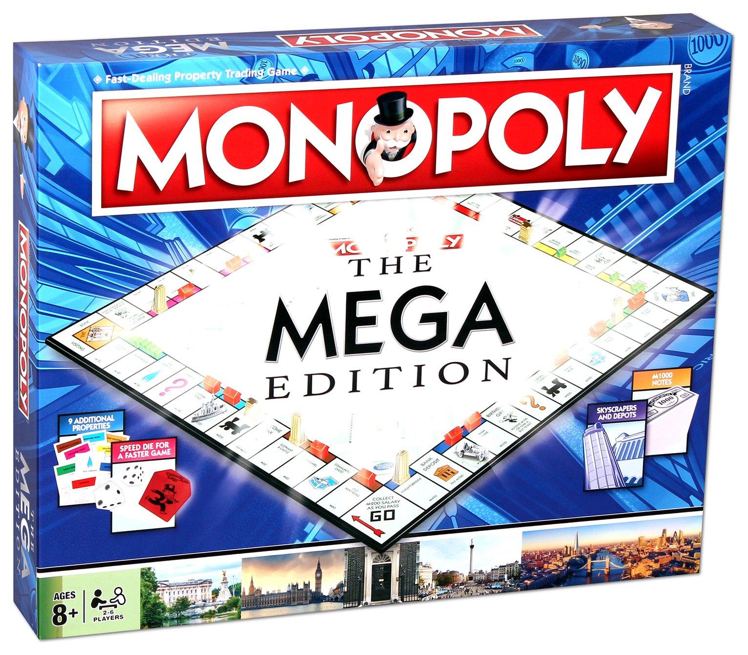 Mega Monopoly Game
