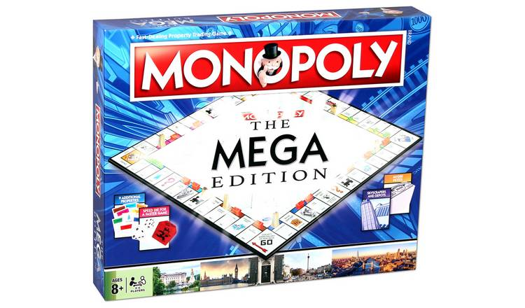 Mega Monopoly Game