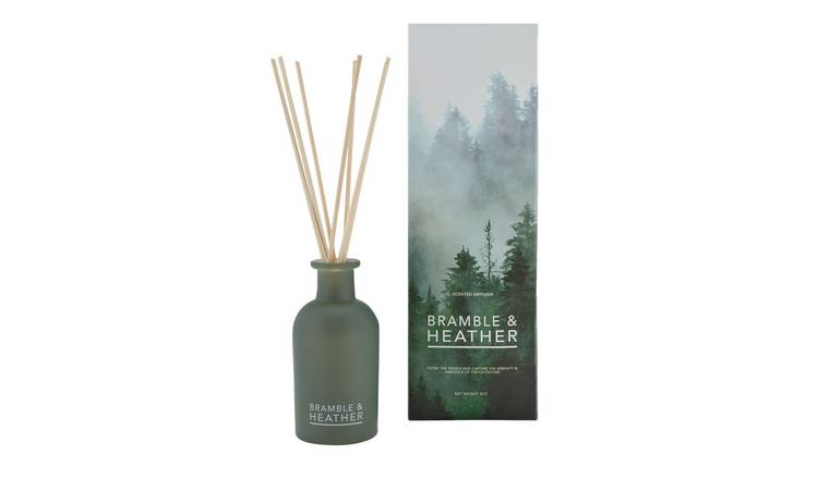 Argos Home Highlands 90ml Diffuser - Bramble and Heather