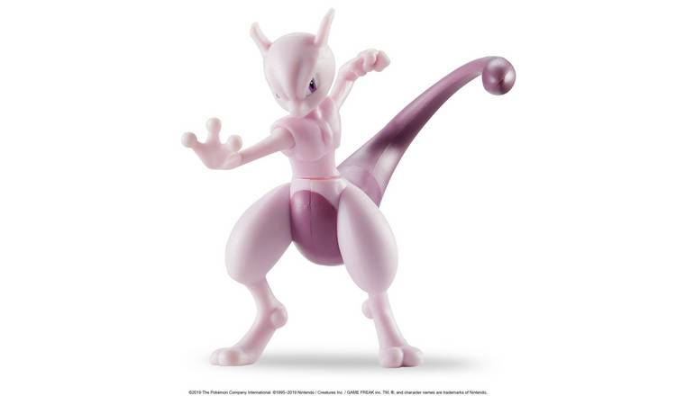 Pokemon 4.5 Inch Mewtwo Figure