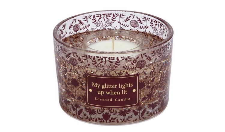 Argos Home Christmas Spice Gel Candle