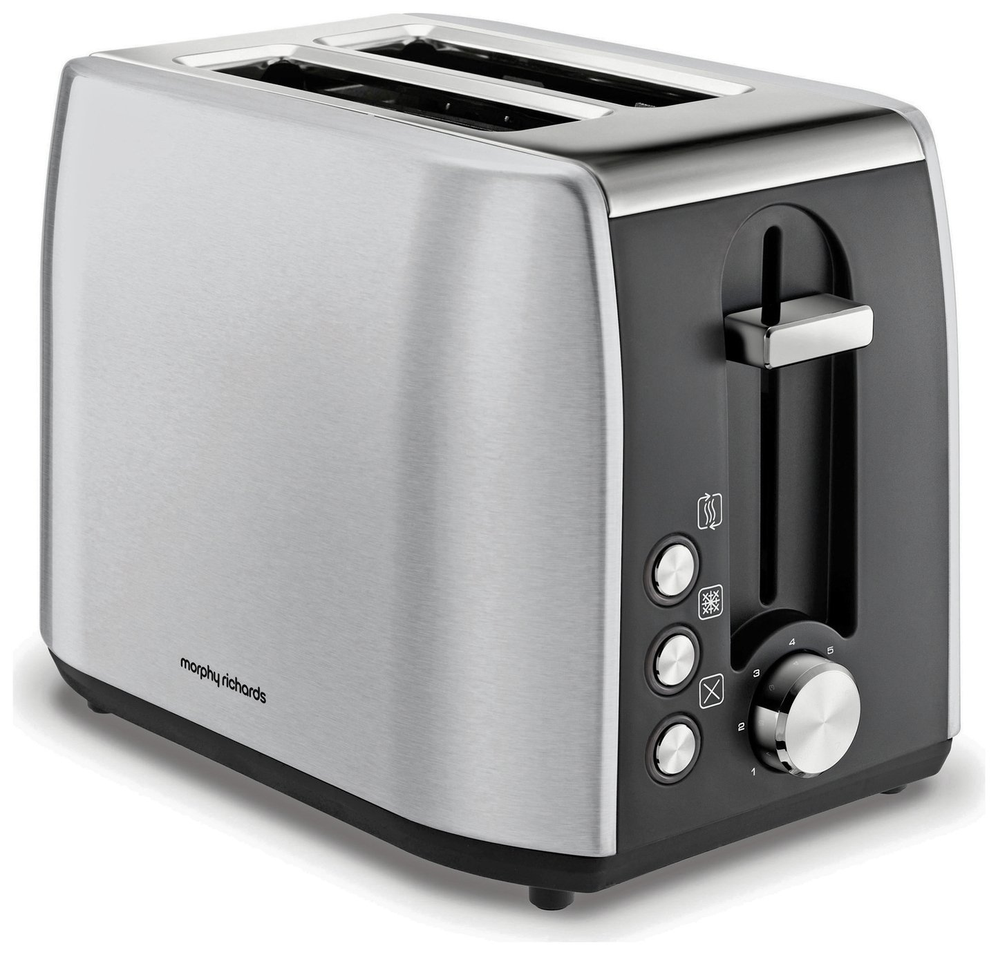 Morphy Richards 222057 Equip 2 Slice Toaster - S/Steel