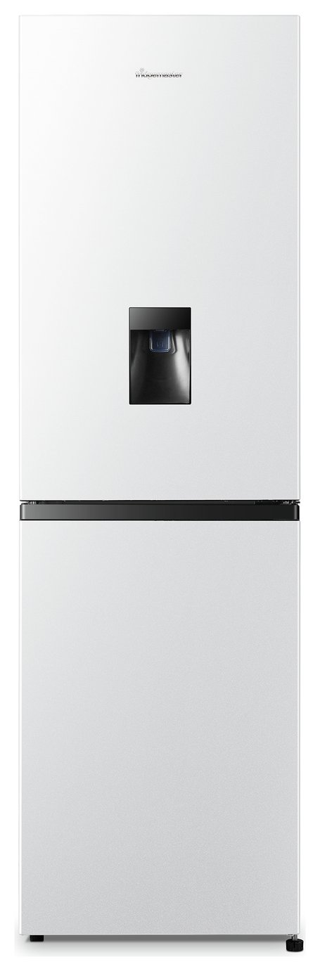 Fridgemaster MC55240MD Fridge Freezer - White