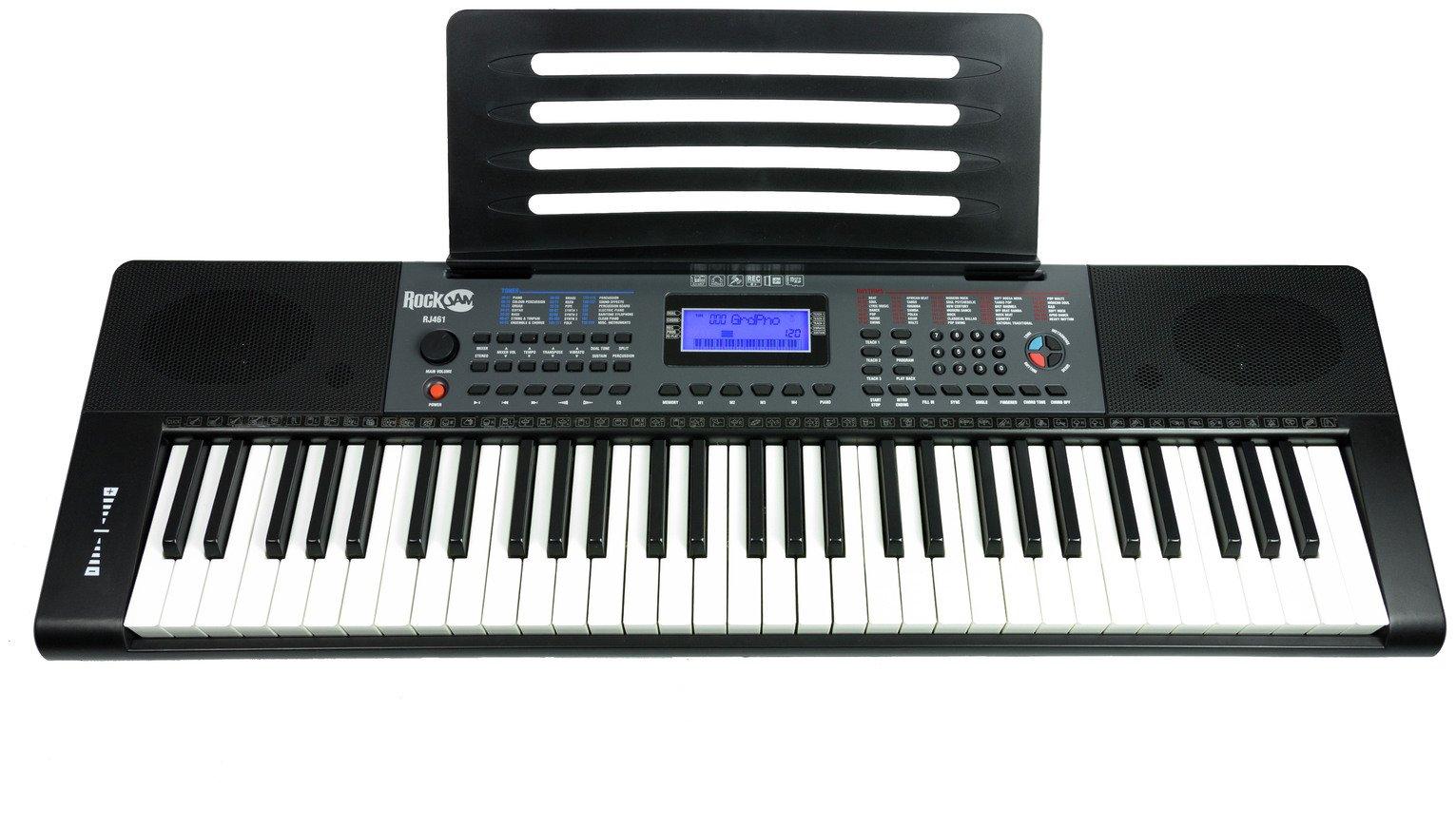 RockJam 61 Key Keyboard