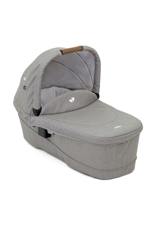 Joie Versatrax Ramble XL Carrycot – Grey