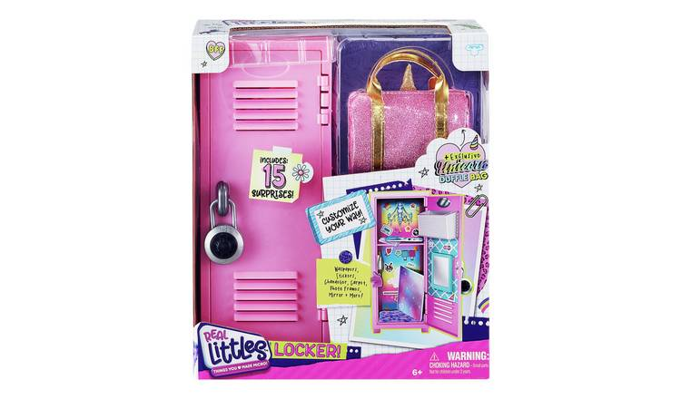 Real Littles Locker Pack with 15 Surprises