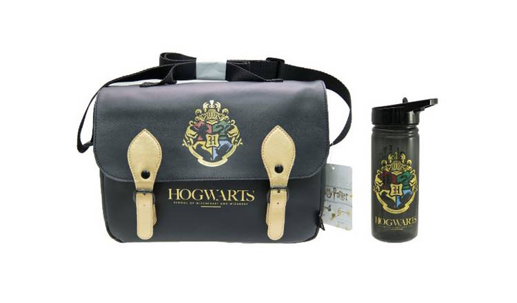 Harry Potter Lunch Bag & Bottle - 455ml