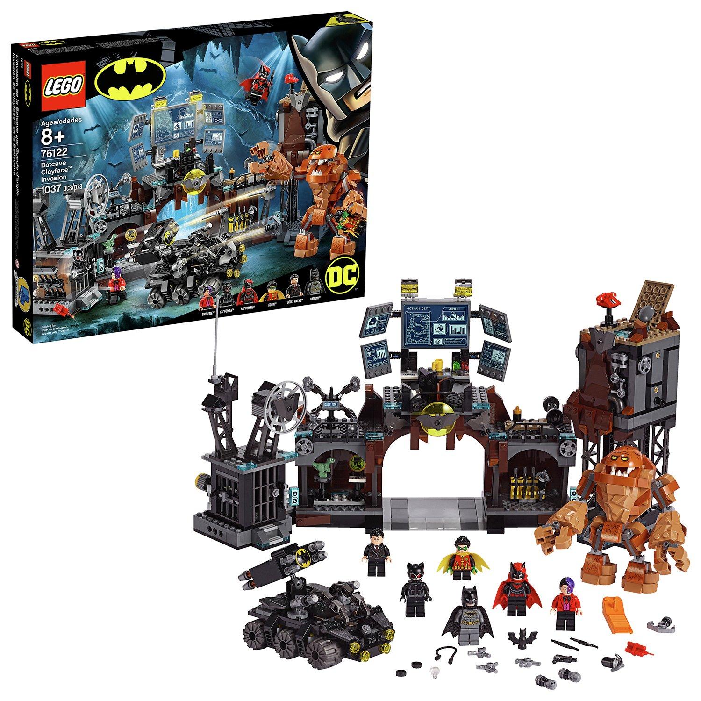 LEGO Super Heroes Batman's The Batcave Playset - 76122