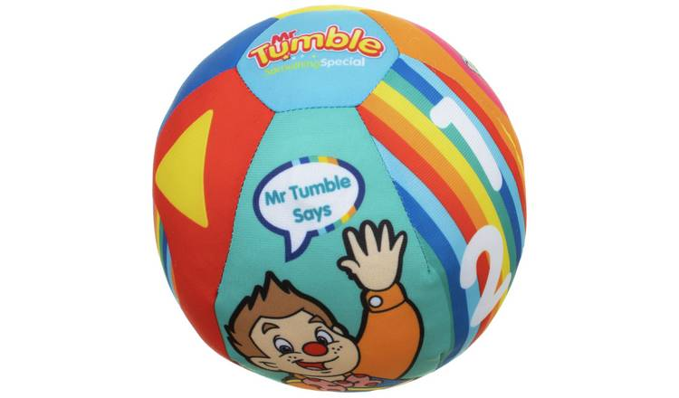 Mr Tumble Fun Sounds Spotty Ball