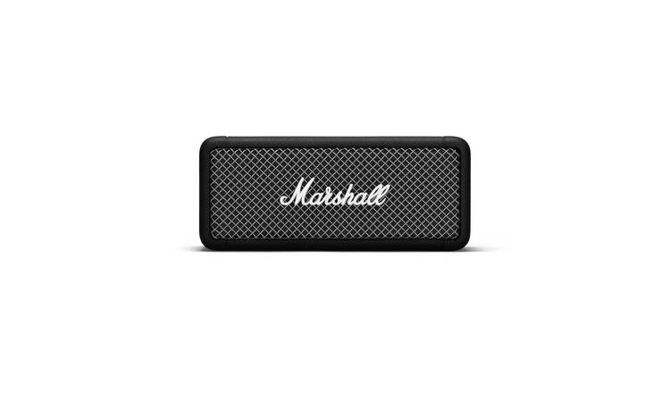 Marshall Emberton Portable Wireless Speaker - Black