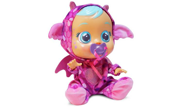 Cry Babies Fancy Doll For Girls And Kids Toys