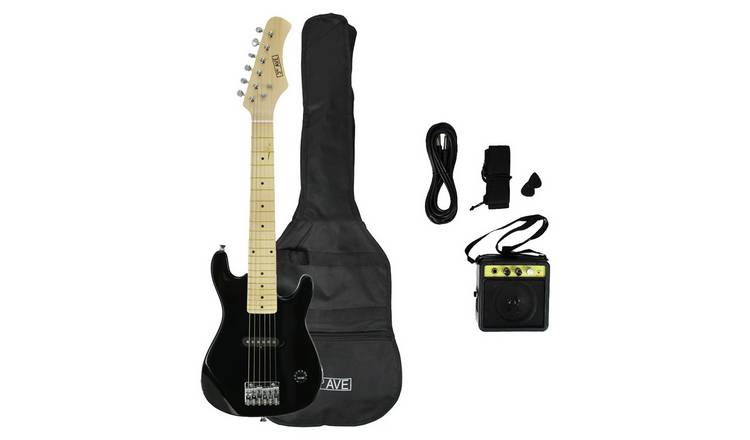 Buy 3rd Avenue 1 4 Size Junior Electric Guitar And Accessories Electric Guitars Argos