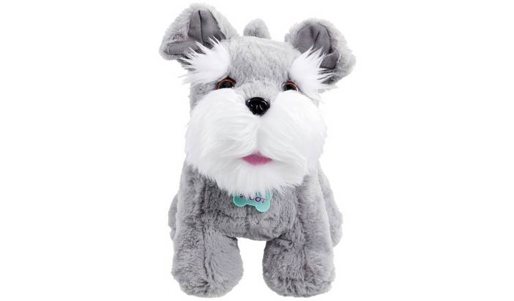 AniMagic Scoot the Puppy Soft Toy