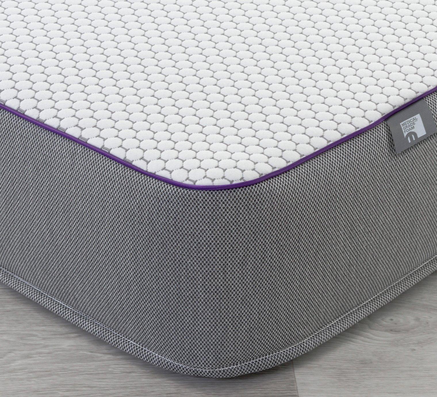 Mammoth wake advance superking mattress
