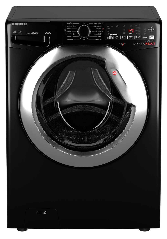Hoover WDWOAD4106AHCB 10KG / 6KG Washer Dryer - Black