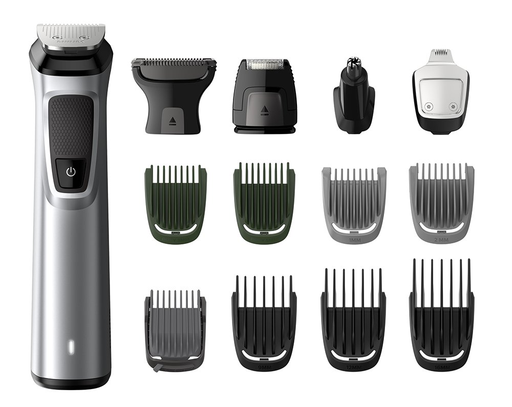 Philips 14 in 1 Beard Trimmer and Hair Clipper Kit MG7720/13